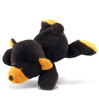 Black Bear Plush Magnet