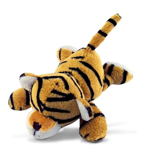 Tiger Plush Magnet