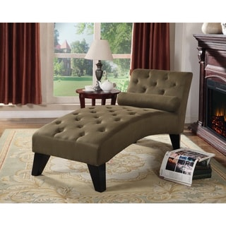 Mila Chaise Lounge by Nathaniel Home