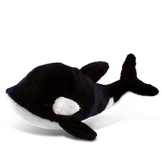 Killer Whale Plush Magnet