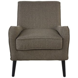 Munroe Midcentry Lounge Chair (Brown)