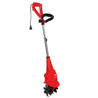 Sun Joe 2.5 AMP Electric Cultivator - Red|https://ak1.ostkcdn.com/images/products/12443975/P19258647.jpg?impolicy=medium