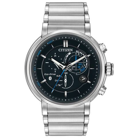 Citizen Men's BZ1000-54E 'Proximity' Chronograph Stainless Steel Watch
