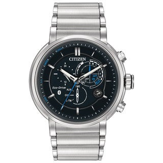 Citizen Eco-Drive BZ1000-54E Men's Proximity Stainless Steel Watch