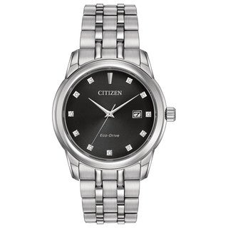 Citizen Eco-Drive BM7340-55E Men's Pairs Stainless Steel Watch