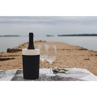 Magisso Wine Cooler - White Line