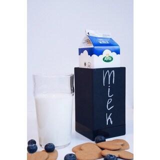 Magisso Black Ceramic Carton Cooler