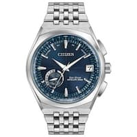 Citizen Eco-Drive  Men's Satellite Wave GPS Stainless Steel Watch