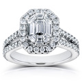 Engagement Diamond Rings by Beverly Hills Charm