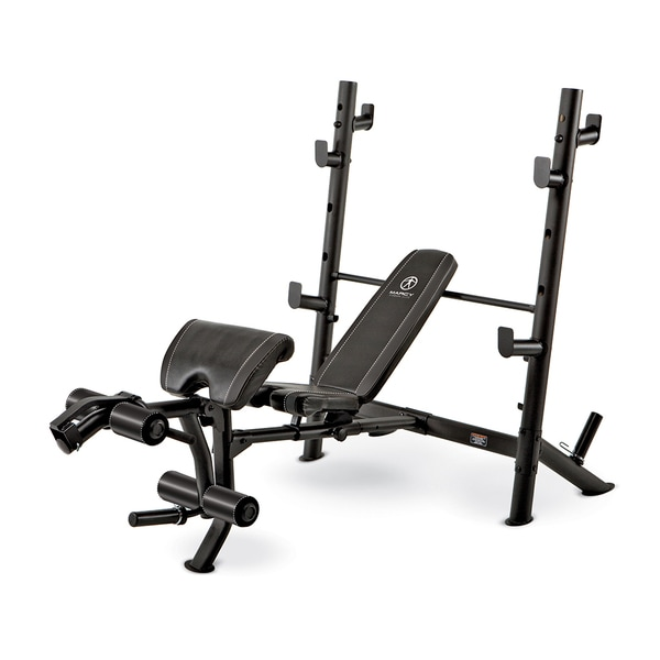 Marcy Mid Size Weight Bench Free Shipping Today