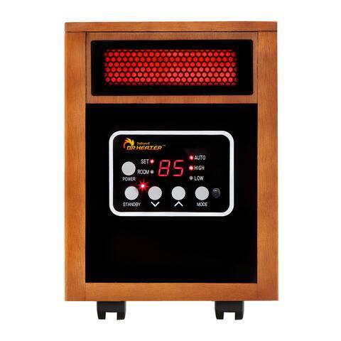 Dr. Infrared Heater DR-968 1500-watt Portable Space Heater
