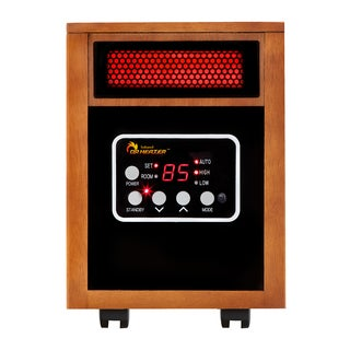 Dr. Infrared Heater DR-968 Portable Space Heater, 1500-Watt