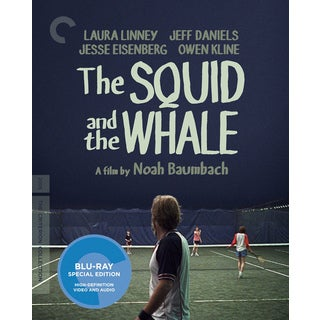 The Squid And The Whale (Blu-ray Disc)