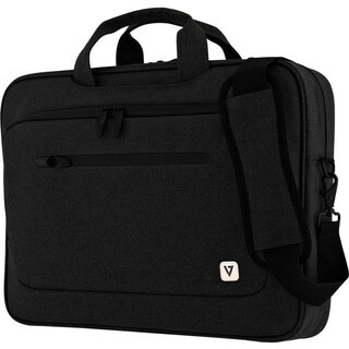 "V7 CTPX1-BLK-1N Carrying Case (Briefcase) for 15.6"" Notebook - Black"