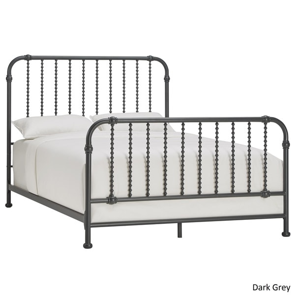 gulliver vintage antique spiral full iron metal bed by inspire q bold free shipping today