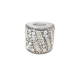 Diamante Tea Light Holder by VANDERPUMP Beverly Hills