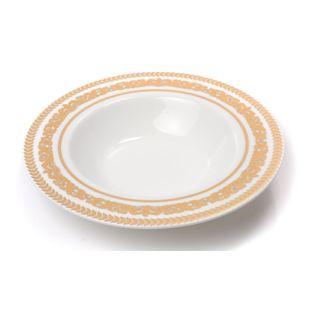 IMPULSE! Versailles White Soup Bowl (Set of 6)