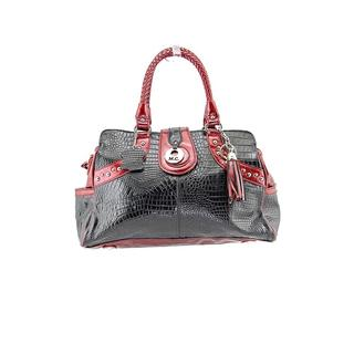 Madi Claire Women's 'Kara' Leather Handbags