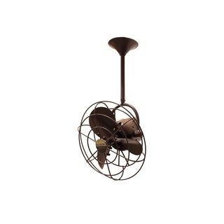 Mathews Fan Company Bianca Direcional Bronze Metal Ceiling Fan