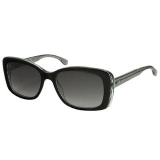 Fendi 0002/S-06ZV(EU) Square Gray Gradient Sunglasses