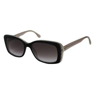 Fendi 0002/S-07PH(K8) Square Brown Gradient Sunglasses