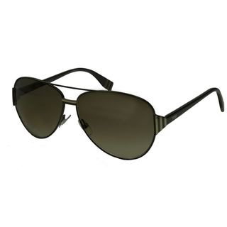 Fendi 0018/S-07SE(CC) Aviator Brown Gradient Sunglasses