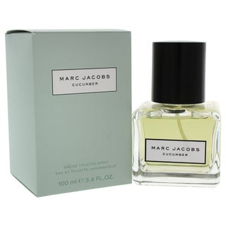 Marc Jacobs Cucumber Women's 3.4-ounce Eau de Toilette Spray