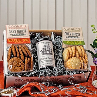 Grey Ghost Bakery Tea Lover's Gift Box
