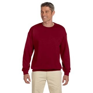 Gildan Men's Garnet 50/50 Fleece Big and Tall Crewneck Sweater