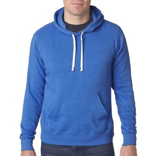 Men's Big and Tall Royal Blue Triblend Fleece Pullover Hooded Sweatshirt|https://ak1.ostkcdn.com/images/products/12448808/P19263045.jpg?impolicy=medium