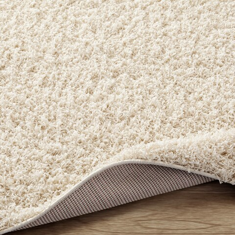 Sweet Home Cozy Shag Collection Solid-color Shag Runner Rug (2' x 5')
