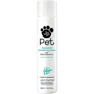 John Paul Pet Awapoochi Cat and Dog Conditioning Rinse with Shine Memory