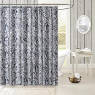 Harbor House Stella Cotton Printed Shower Curtain