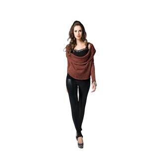 Sara Boo Polyester/Spandex Leggings