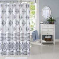 Harbor House Sanibel Cotton Printed Shower Curtain