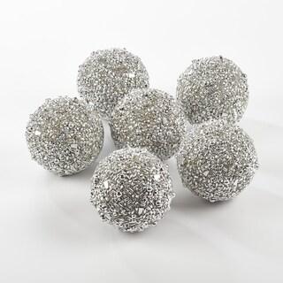 Decorative Sphere - Set of 6