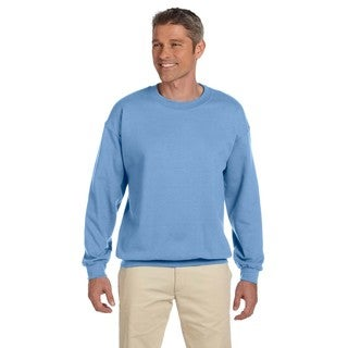 Hanes Men's Carolina Blue 90/10 Fleece Big and Tall Crew-neck Sweater