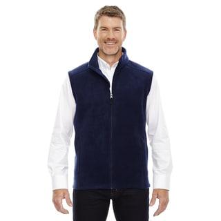 Man's Classic Navy 849 Fleece Tall Journey Big and Tall Vest