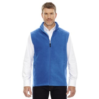 Journey Men's Big and Tall True Royal Fleece Vest