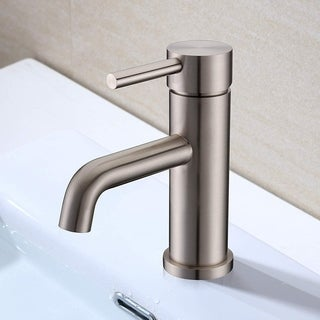 Vanity Art Single-handle Bathroom Faucet