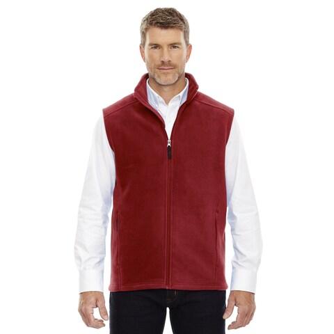 Men's Journey 850 Classic Red Fleece Big and Tall Vest