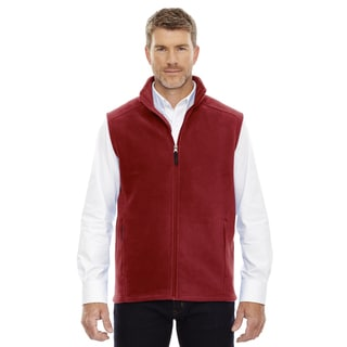 Men's Journey 850 Classic Red Fleece Big and Tall Vest