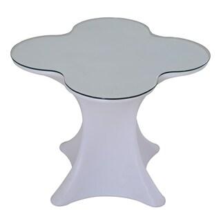 Sunjoy LED Programmable Clover-Shaped Single Table
