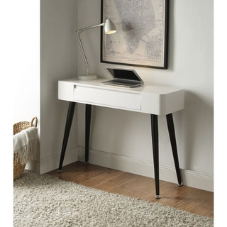 Black & White Desk