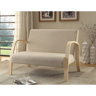 Danish Collection Natural Loveseat