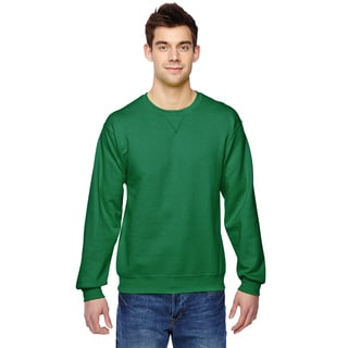 Sofspun Men's Clover Big and Tall Crew-neck Sweatshirt