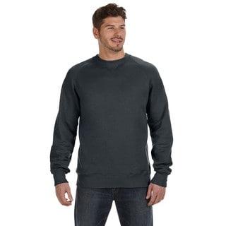 Nano Men's Big & Tall Crew-Neck Sweater Vintage Black