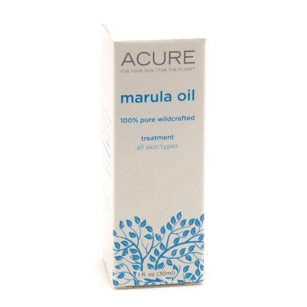 Shop Acure Organics 1-ounce Marula Oil