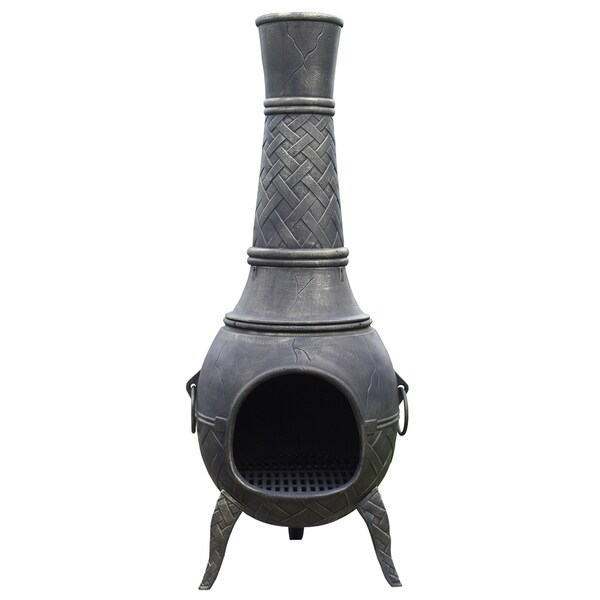 "La Hacienda UK LTD 56308US 80"" Mega Bronze Cast Iron"