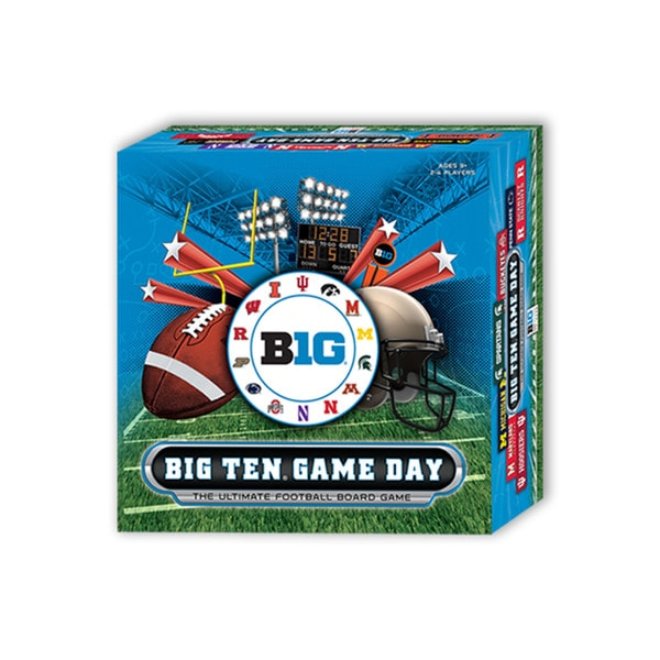 Fremont Die Big 10 Game Day Board Game